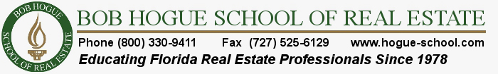 Bob Hogue School of Real Estate Onl